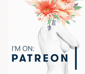 I'm on Patreon by Art-Curator