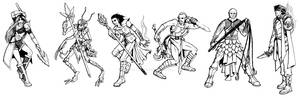 Fury of the Wastewalker Cast