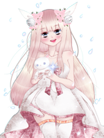 Gaia Commission for I Moonlight Bunny I