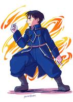 Roy-boy by VulpesLunaris