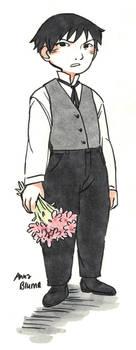 Roy the Flower Boy by VulpesLunaris