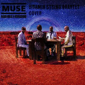 muse black holes and revelations cover art - photo #6