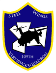 FoE: WoS 109th Vertibuck Squadron Patch