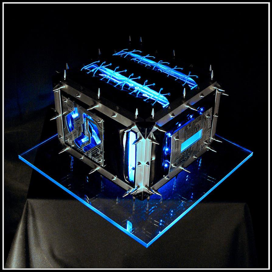 Cyberpunk Modding By Hilenaluna On Deviantart