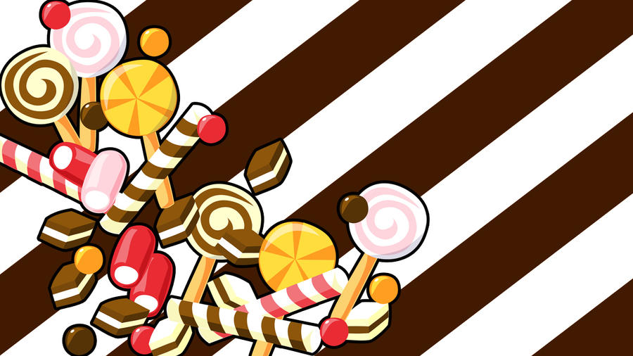 Candy Wallpaper By Hyky