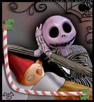Jack at Christmas Town