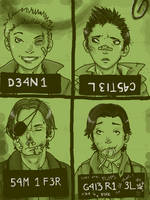 The Usual Suspects by IceFennek