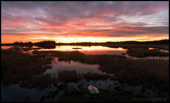 Lake Tegelsmora