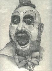 Captain Spaulding by PsychoticTALENT
