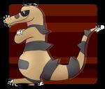 Poketober - Krokorok - Day 23