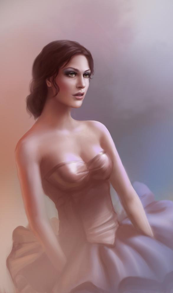 Dreams WIP by lithriel