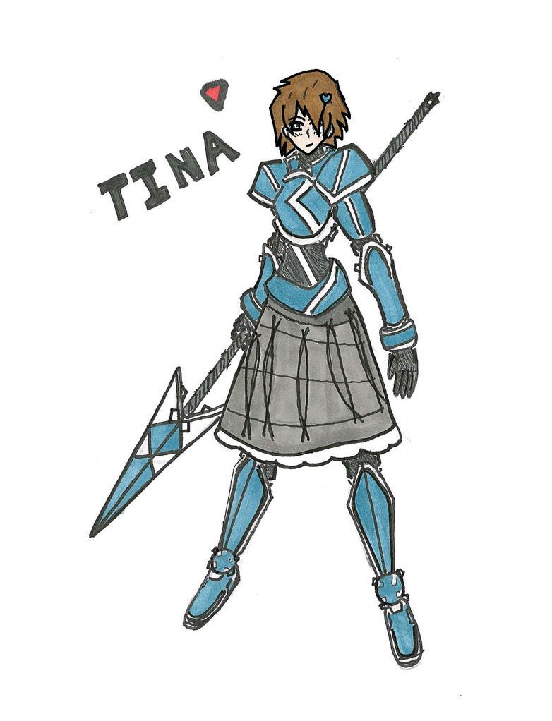 Tina by Ian2410