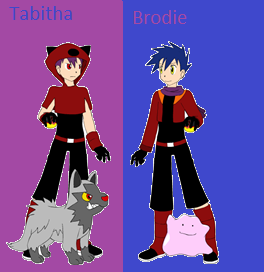 Tabitha and Brodie by ichigostrawberri
