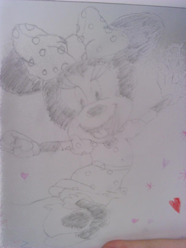 Minnie by ichigostrawberri
