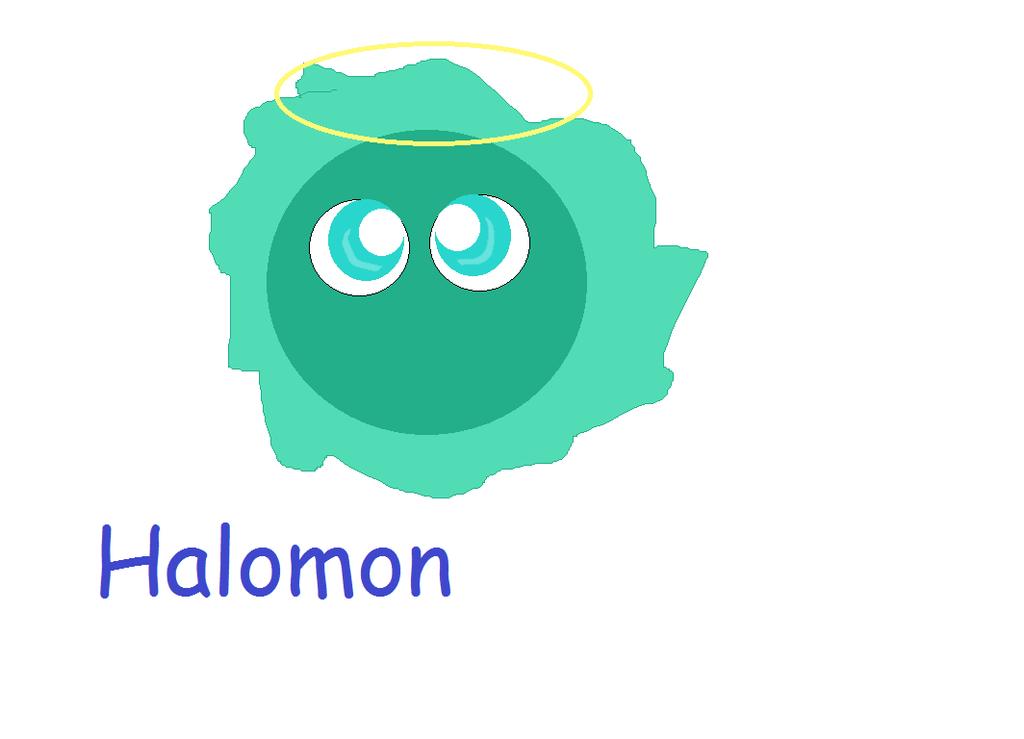 Halomon by ichigostrawberri