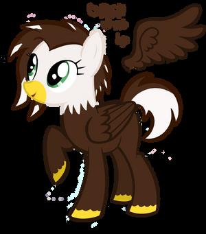 [Eagle-Themed Pony]50 points [CLOSED]