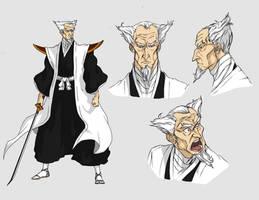 Bleach OC: Original Gotei 13 Captain