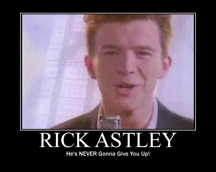 Rick roll essay