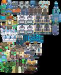 Pokemon Platinum Tiles WIP