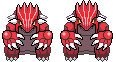 DP Style Groudon Overworld by Keh-ven