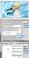 Photoshop Digital Art Basics by Keh-ven
