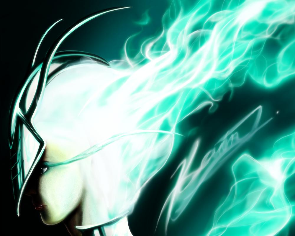 Evaporating Spirit by Keh-ven