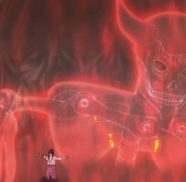 Susano'o's Wrath by Keh-ven