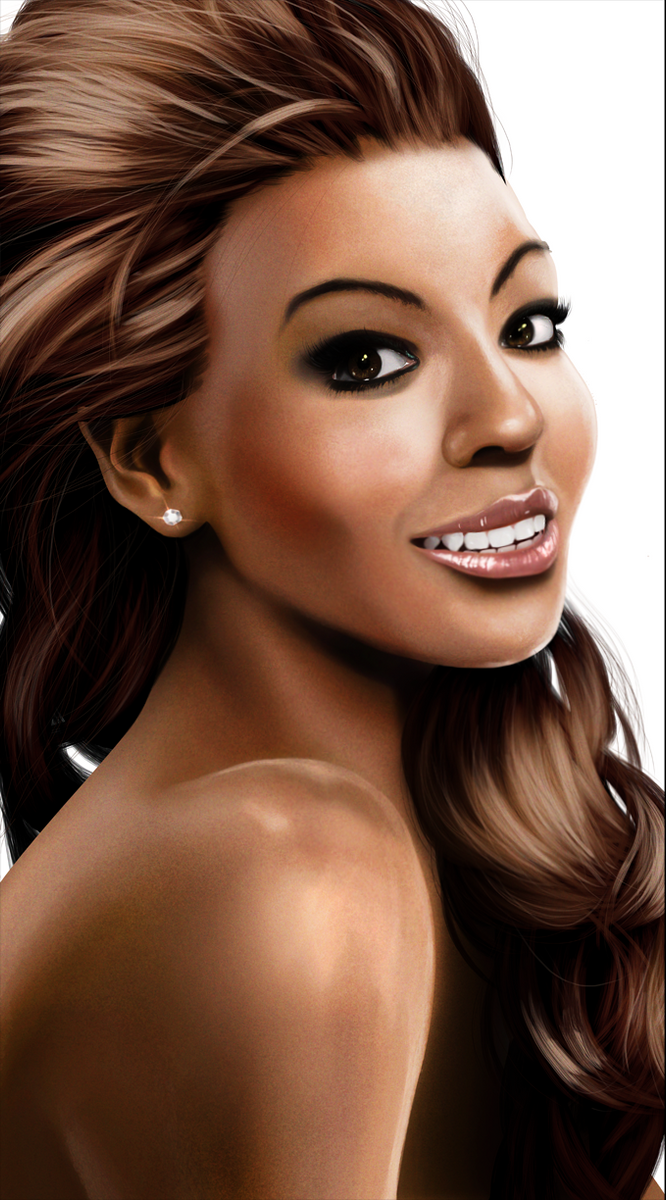 Beyonce Inspired Tattoos Beyonce knowles by keh-ven