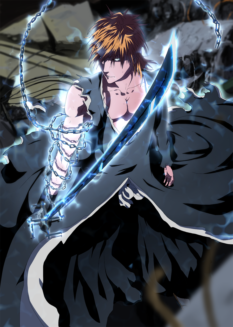 Final Getsuga by Keh-ven
