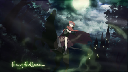 Happy Halloween by Keh-ven