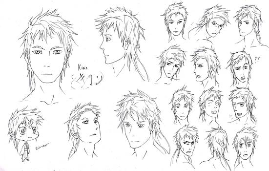 Kirin Sketch