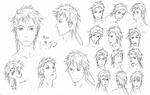Kirin Sketch by Keh-ven