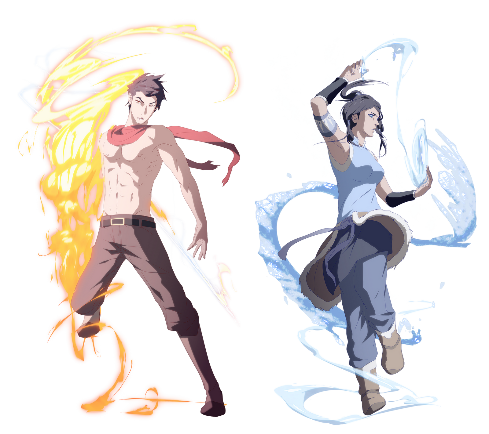 Legend of Korra by Keh-ven