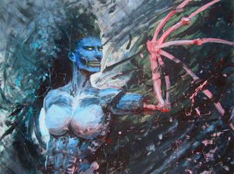 Stranger Series - Monster
