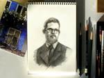 Raymond Smith drawing
