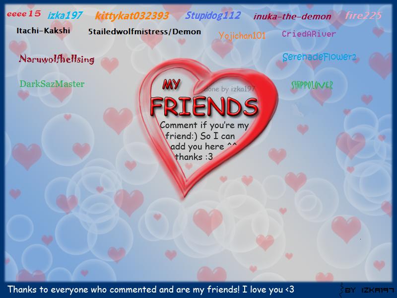 friend meme by yeahshippo