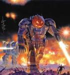 Atlas 'Halloween version'