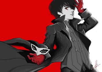 Persona 5 JOKER by KoNaYUkI-187