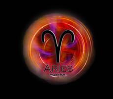 Aries Art by Magickal Stuff