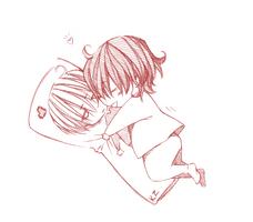 Hug Pillow by Raisin-Mucchin