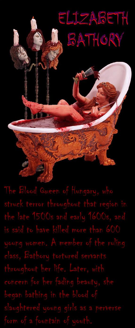 Elizabeth Bathory by ~fiendy