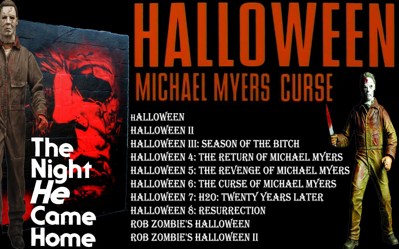 Halloween-Michael Myers Curse by fiendy on DeviantArt