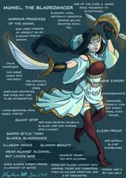 Muniel_The Bladedancer