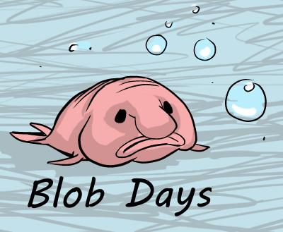 Blobfish by Xyncomix