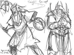 Knight Concepts Full Armor