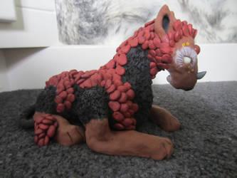 Saren by Dragonsculpt