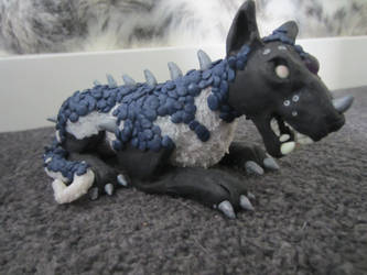 Serin by Dragonsculpt