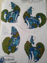 Escaron give away! by Dragonsculpt