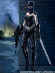 Catwoman week4 variant 1