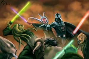 Darth Vader by AndrewDoris